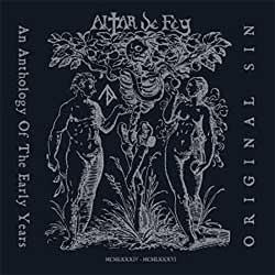Altar De Fey - Original Sin - Vinyl