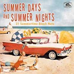 Various Artists - Summer Days & Summer Nights 31 Summertime Beach Nuts - CD