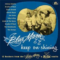 Various Artists - Blue Moon Keep On Shining - Vinyl