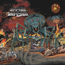 Space Chaser - Dead Sun Rising - CD