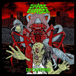 Space Chaser - Decapitron (2020 Remixed) - CD