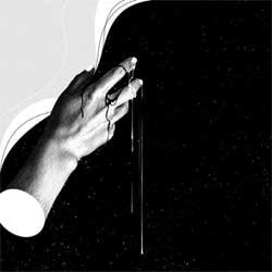 Ordeal & Plight - Her Bones In Whispers - Black/White Vinyl