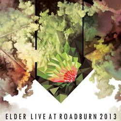 Elder - Live At Roadburn 2013 - Red Splatter Vinyl