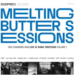 Various Artists  - Melting Butter Sessions - This Charming Man Live At Rama Tonstudio Vol.1 - Vinyl
