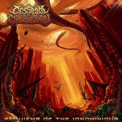 Cesspool Of Corruption - Requiems Of The Ignominious - CD