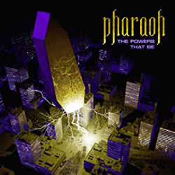 Pharaoh - The Powers That Be - CD