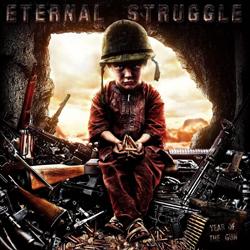 Eternal Struggle - Year Of The Gun - CD