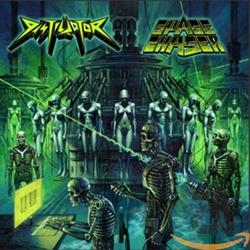 Space Chaser/Distillator - Split - CD