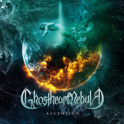 Ghostheart Nebula - Ascension - CD