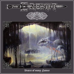 Eremit (Germany) - Bearer Of Many Names (Glow In The Dark Effect) - CDD