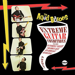 Aqua Barons, The - Extreme Guitar Conditions - CD