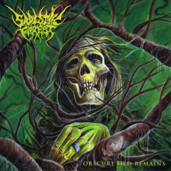Sadistik Forest (Finland) - Obscure Old Remains (Metallic Effect) - CDD