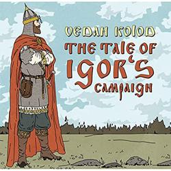 Vedan Kolod - The Tale Of Igor's Campaign - CD
