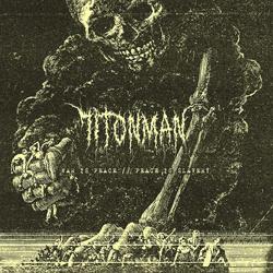 71 Tonman (Poland) - War Is Peace  Peace Is Slavery - (Metallic Effect CD)