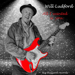 Will Ludford - All I Wanted Is You - CD