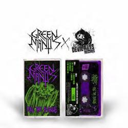 Green Mantis - Kill The Plague - Cassette