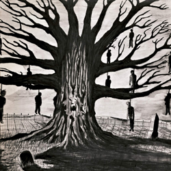 Intruder - Live To Die - Grey/Black Marbled Vinyl