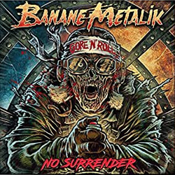 Banane Metalik - No Surrender - CD