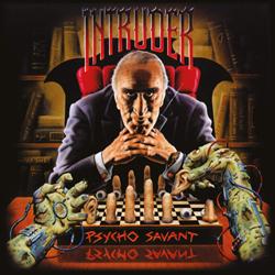 Intruder - Psycho Savant - Brown Marbled Vinyl
