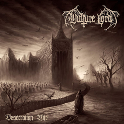 Vulture Lord - Desecration Rite - CD