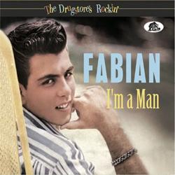 Fabian - I'm A Man - The Drugstore's Rockin' - CDD