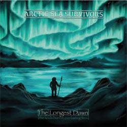 Arctic Sea Survivors - The Longest Dawn (The Souls Burn In Everlasting Fires) - CD