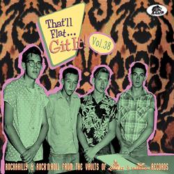 Various Artists - That'll Flat Git It! Vol.38 - CDD